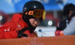 中国小将张可欣获自由式滑雪女子U型场第九名