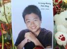 痛惜!华裔少年为救人遇难 葬礼当天圆西点军校梦