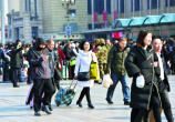 返程高峰首日全国铁路发送1060万人:同比增长8.3%