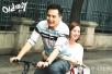 搭档刘烨很有趣 林依晨:和老男孩恋爱变年轻了