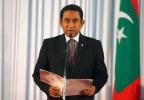 马尔代夫总统宣布解除全国紧急状态