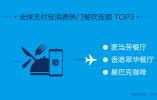支付宝发布五一境外移动支付数据 出境游不带钱包成中国人新习惯
