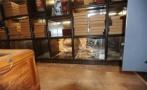浙江富豪远行家中机关重重的密室遭打洞,价值两千万藏品被盗