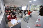 多省份今举行事业单位招聘考试 各地强调考试纪律