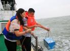 温州举办骨灰联合海葬活动 今年海葬数大幅增加达64例