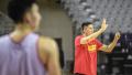 中国男篮蓝队主帅杜锋:满意年轻队员态度