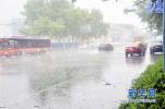 济南的暴雨在路上!平阴先开下 傍晚到夜间下得最大