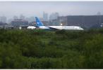 厦航客机马尼拉机场滑出跑道后续:客机将被吊离
