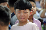 入学哭得最凶的都是男孩!杭州一校长:别用养宠物方式养小孩