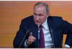 普京誓言报复美退出《中导条约》 警告勿挑起军备竞赛