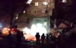 俄居民楼爆炸已致24死17失踪 此前获救婴儿无生命危险