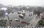 江苏大部分地区迎来2019年首场雪 多条高速管制