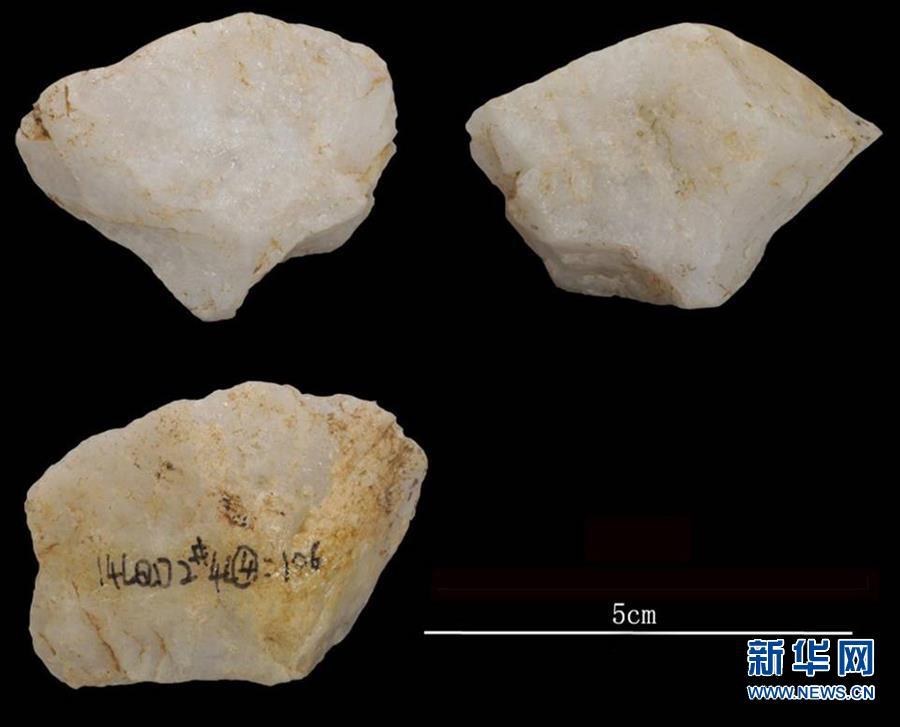 (图文互动)(2)河南栾川发现3万至4万年前古人类用火遗迹
