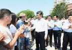 图片故事   5个镜头:习近平总书记同内蒙古各族人民在一起