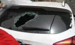 朝阳市一小区内8辆车莫名被砸 或因午夜3人吵架导致