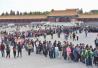 故宫门大开:走进寿康宫的大门,就像穿越了240年