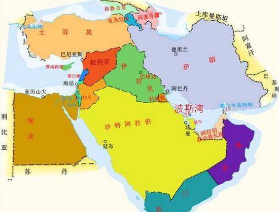 各国的海外族裔人口一伊朗_伊朗人口分布图