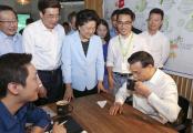 总理咖啡与中国制造2025产生的化学反应