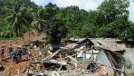 斯里兰卡洪水和山体滑坡已致146人死亡