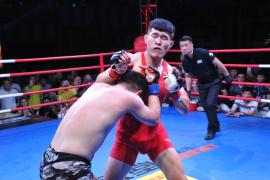 【图片新闻】汇武林国际拳王争霸赛