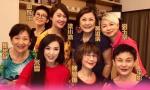 历代TVB花旦罕见同框 满满都是童年女神