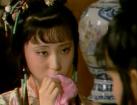 """如果87版林黛玉描着""""韩式大平眉""""是什么观感"""