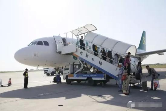 河北省机场运营综合排名出炉,邯郸机场名列第二