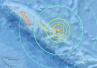 俄堪察加半岛海域强震 0.5米高海浪或抵俄岛屿