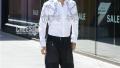 赵文卓型男绅士两不误 夏日街拍大秀优质衣品