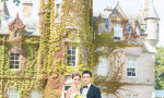 陈宇琛苏格兰举行童话婚礼:我娶了一位公主