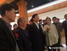 泰皇室贵宾著名国画家——王荣昌 芜湖展圆满落幕