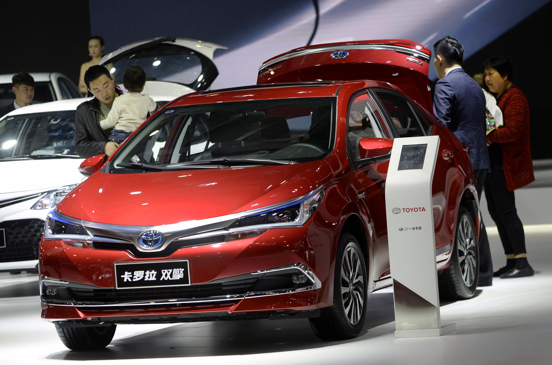 2018中国(杭州)国际汽车博览会开幕