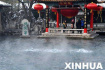 """5月两场雨没""""喝饱"""" 济南趵突泉水位4天跌了8厘米"""