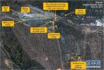 朝鲜接收采访拆除核试验场的韩国记者团名单
