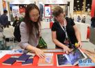 中國文化品牌和産品亮相美國國際品牌授權博覽會