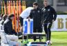 德国队进驻训练营 开始备战俄罗斯世界杯