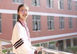 河南女生获清华保送生测试全国第一