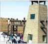 河南嵩县九皋旅游线路推荐:这有个石头部落