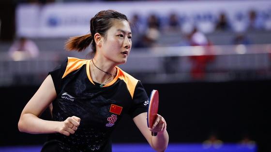 南韓公開賽:韓朝女雙止步 許昕丁寧順利晉級