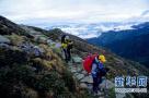 河南嵩县纸房镇旅游线路推荐:有个七峰叠翠