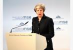 """英首相到访北爱尔兰:不接受设""""第三国""""关税边境"""