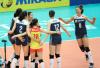 女排世锦赛:中国队胜俄罗斯 六强赛将战美、荷