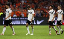 """不敌荷兰 德足协主席呼吁德国队""""团结起来"""""""