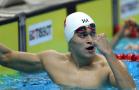 孙杨将参加杭州短池世锦赛 系运动生涯首次