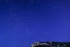 双子座流星雨高峰期