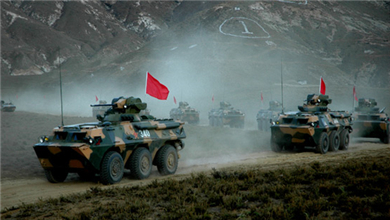 西藏 高寒山地 拉动演练夯实战斗力基础