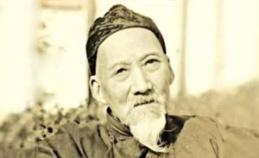 1955年中國著名畫家黃賓虹逝世