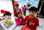廊坊二中开展丰富活动 促进学生健康成长