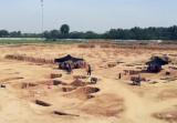 郏县北大街大型古墓群出土文物近400件套 将建遗址公园
