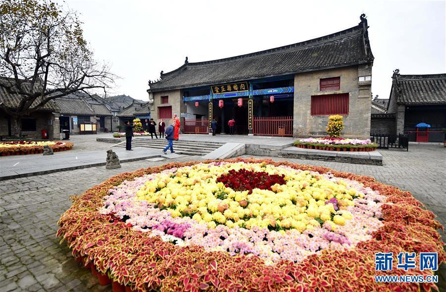 (新华视界)(6)河南内乡县衙:我国保存较完整的封建时代县级官署衙门